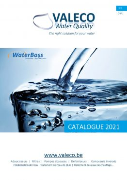 Cover Catalogue FR Waterboss 2021