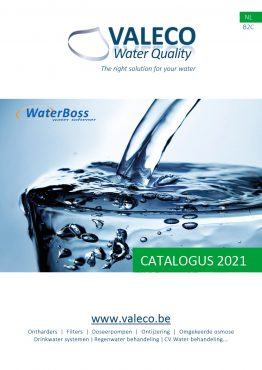 Cover Catalogus NL Waterboss 2021