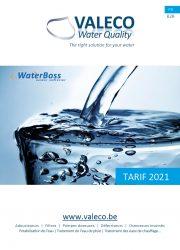 Cover Tarif FR Waterboss 2021