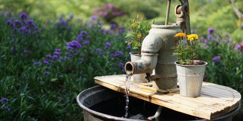 eau de puits putwater